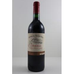 Côtes de Bourg 1996