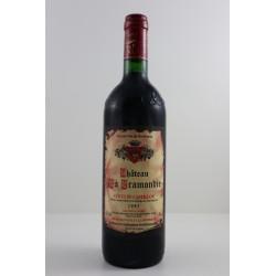 Côtes de Castillon 1995
