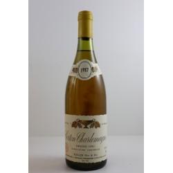 Corton-Charlemagne 1987