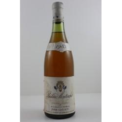 Bâtard-Montrachet 1983