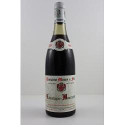 Chassagne Montrachet 1989