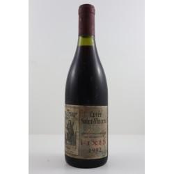 Fixin 1992 Cuvée Saint-Vincent