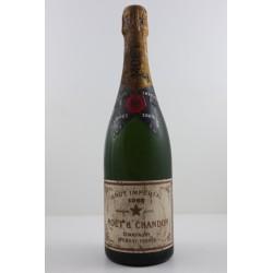 Champagne Brut Impérial 1969