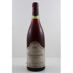 Bourgogne 1982