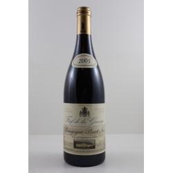 Bourgogne 2005