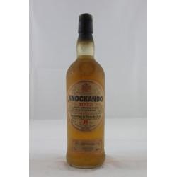Whisky Knockando 1975