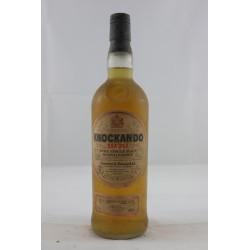 Whisky Knockando 1976