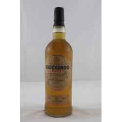 Whisky Knockando 1977