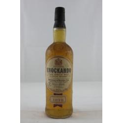 Whisky Knockando 1978