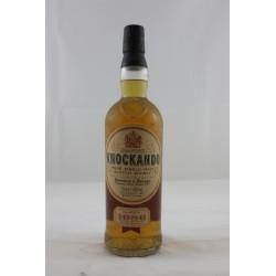 Whisky Knockando 1986